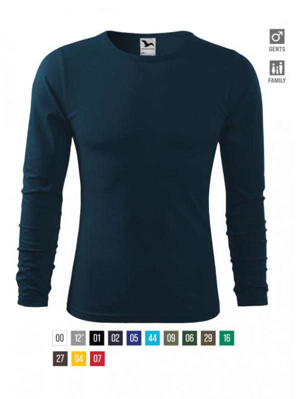 Fit-T LS T-shirt Gents bela 3XL