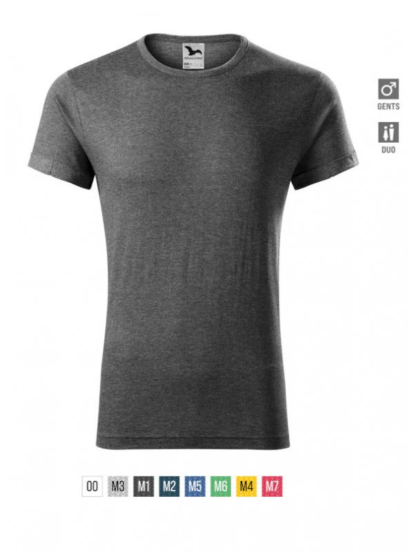 Fusion T-shirt Gents barvna 3XL