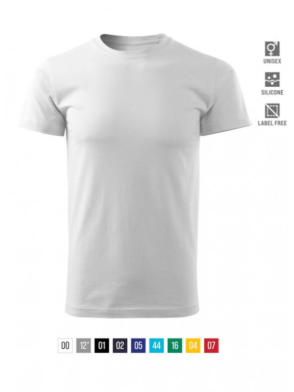 Heavy New Free T-shirt unisex bela