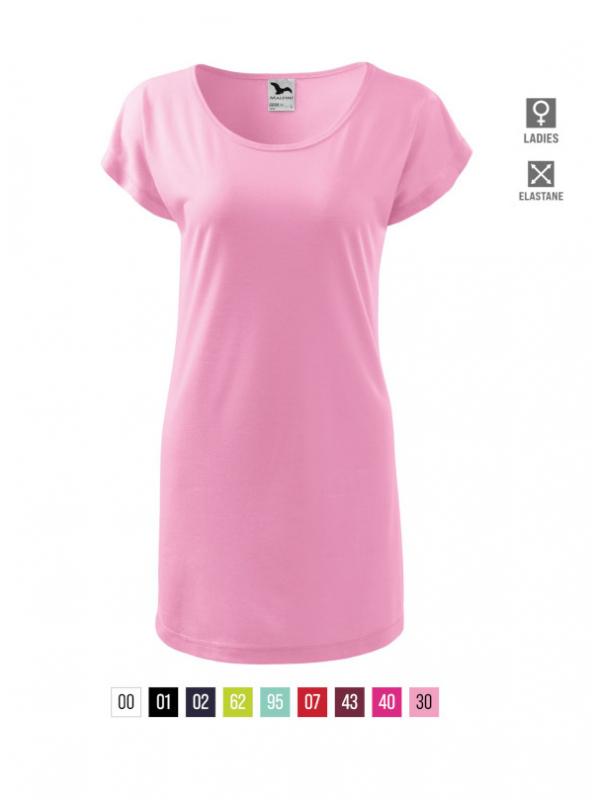 Love T-Shirt Ladies bela