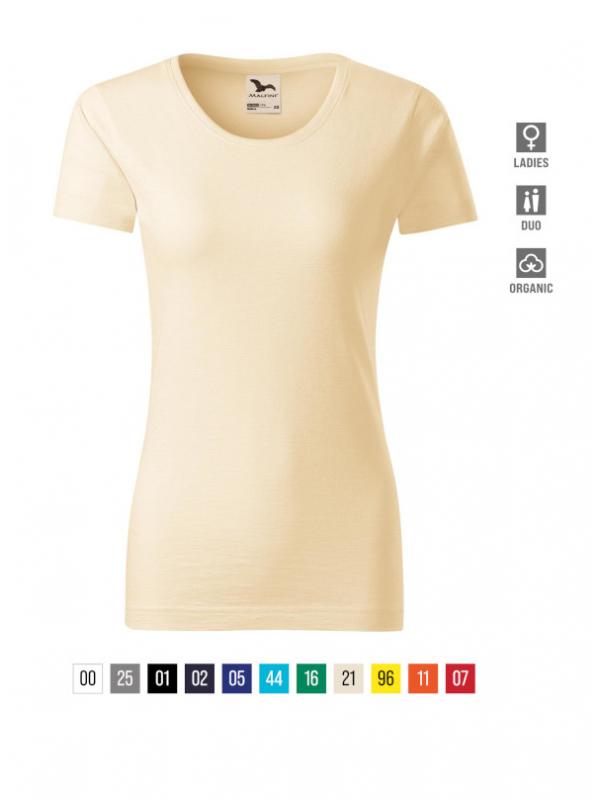Native T-shirt Ladies bela