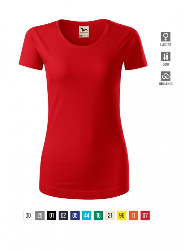 Origin T-shirt Ladies barvna