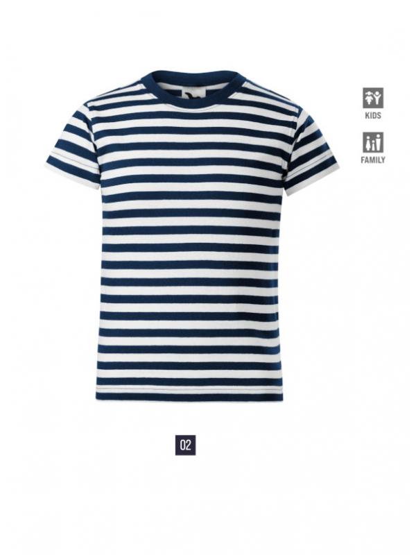Sailor T-shirt Kids barvna