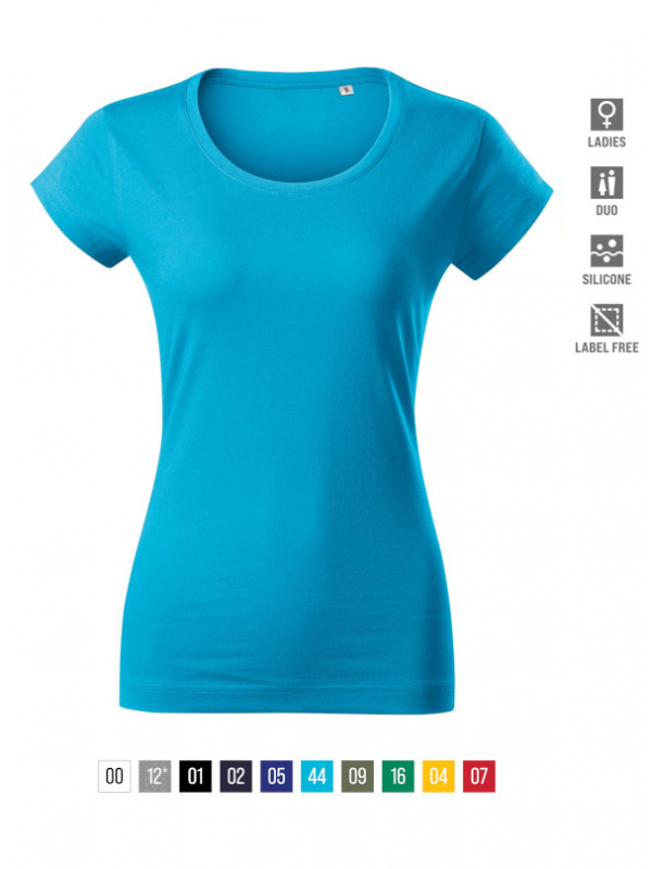 Viper Free T-shirt Ladies barvna