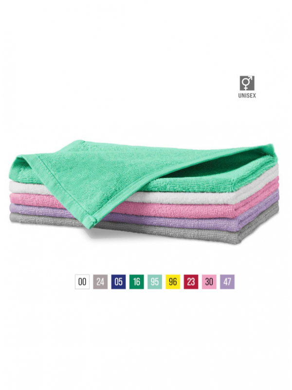 Terry Bath Towel Bath Towel unisex barvna