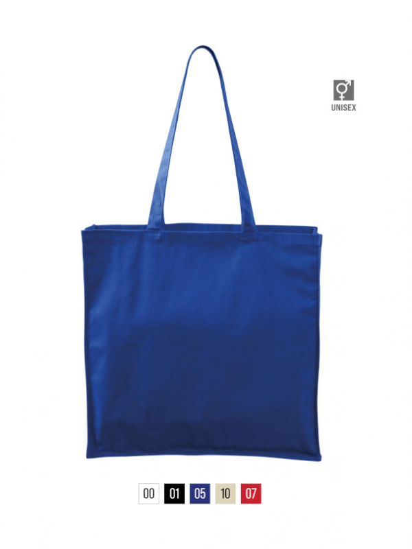 Carry Shopping Bag unisex barvna