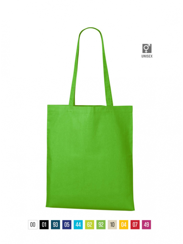 Shopper Shopping Bag unisex barvna