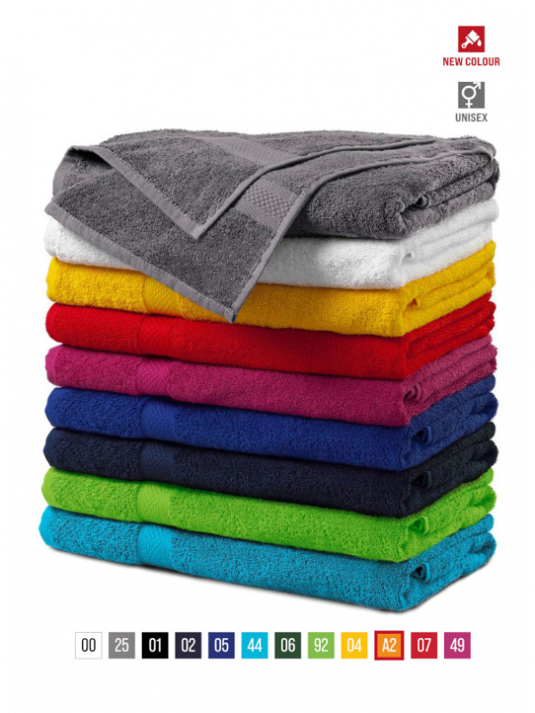 Terry Bath Towel Bath Towel unisex bela