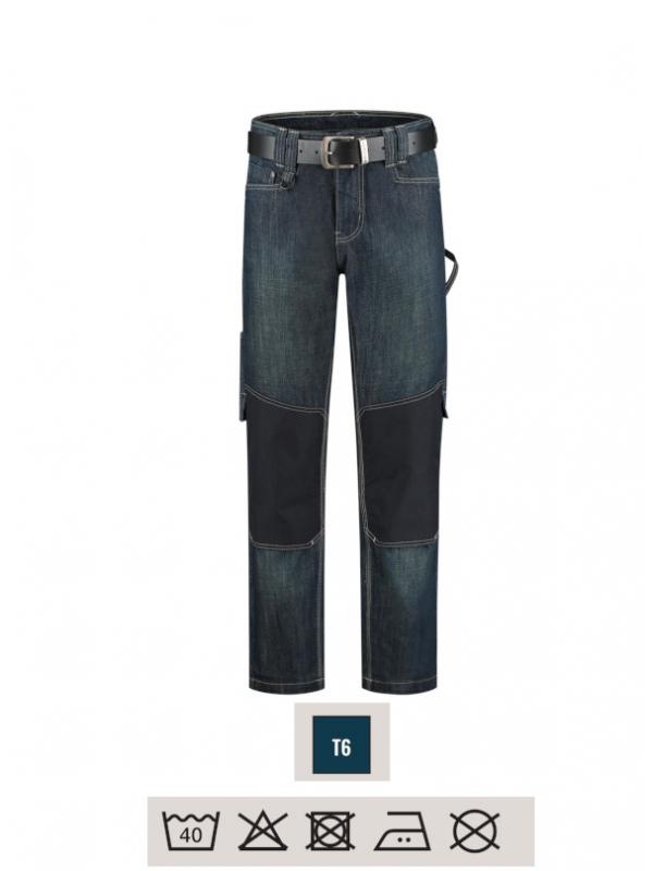 Work Jeans Work Trousers unisex barvna