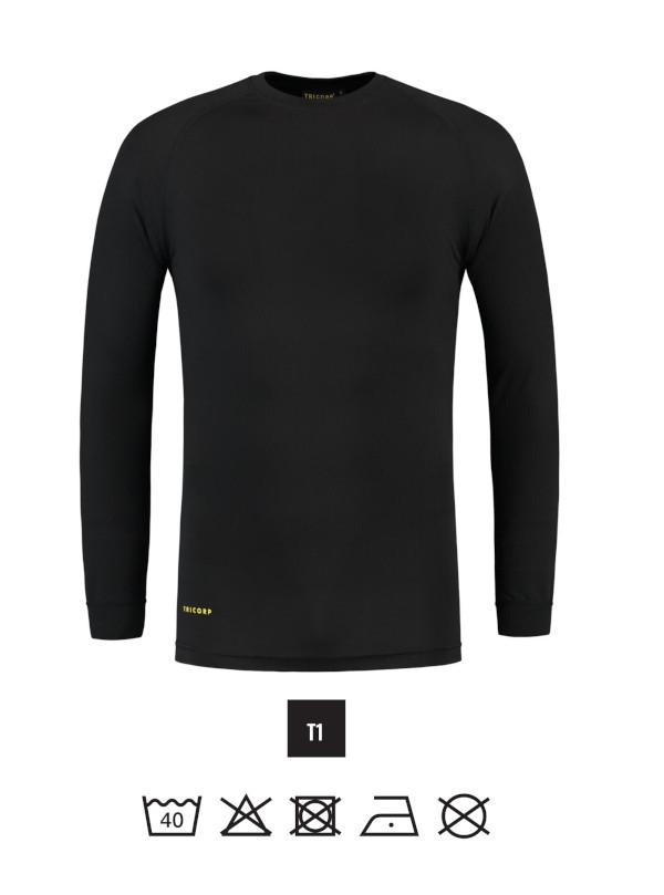 Thermal Shirt T-shirt unisex barvna