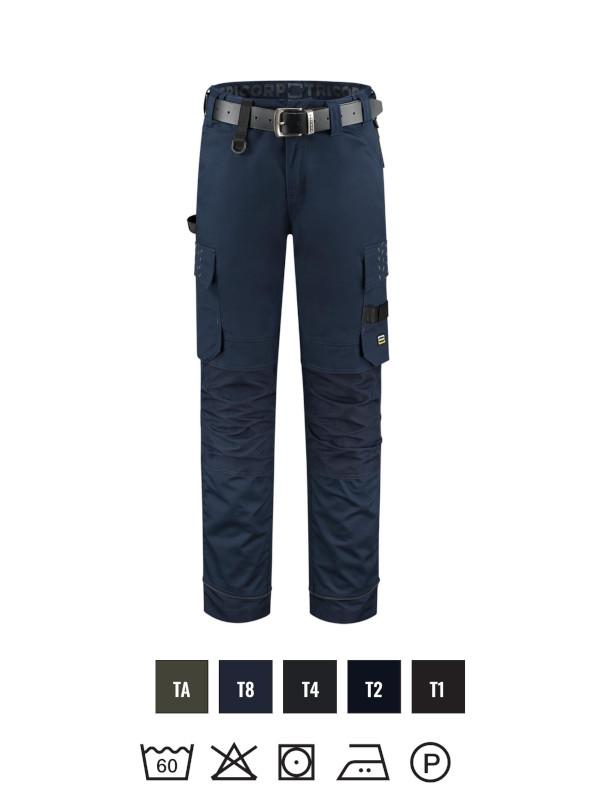 Work Pants Twill Cordura Stretch Work Trousers unisex barvna